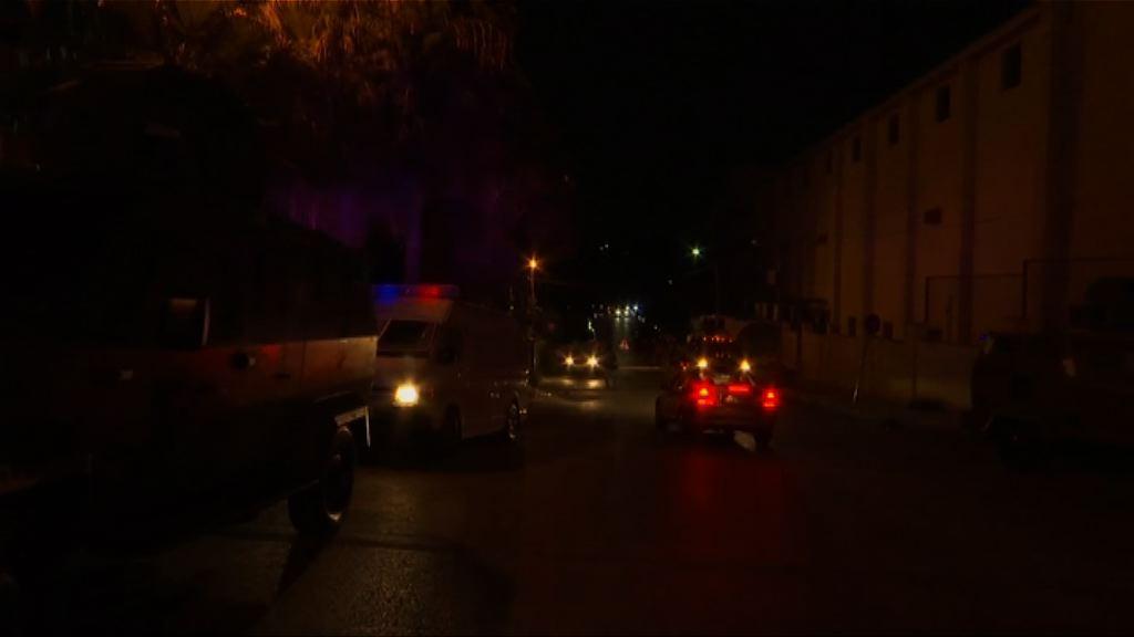 以色列駐約旦使館發生槍擊案兩死一傷