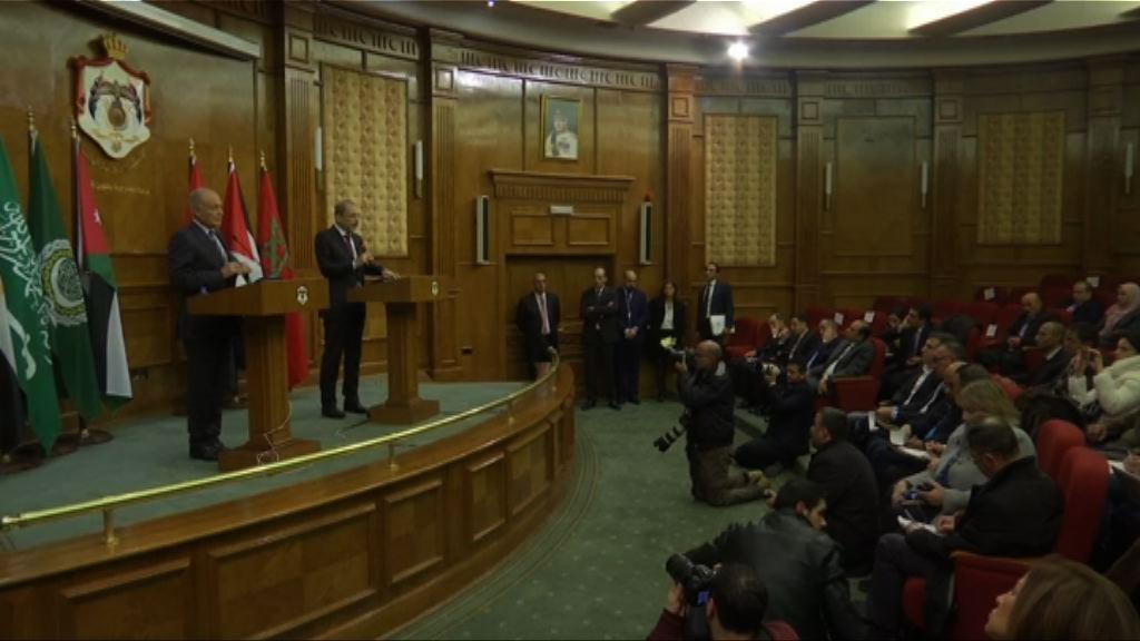 阿拉伯國家促承認巴勒斯坦國