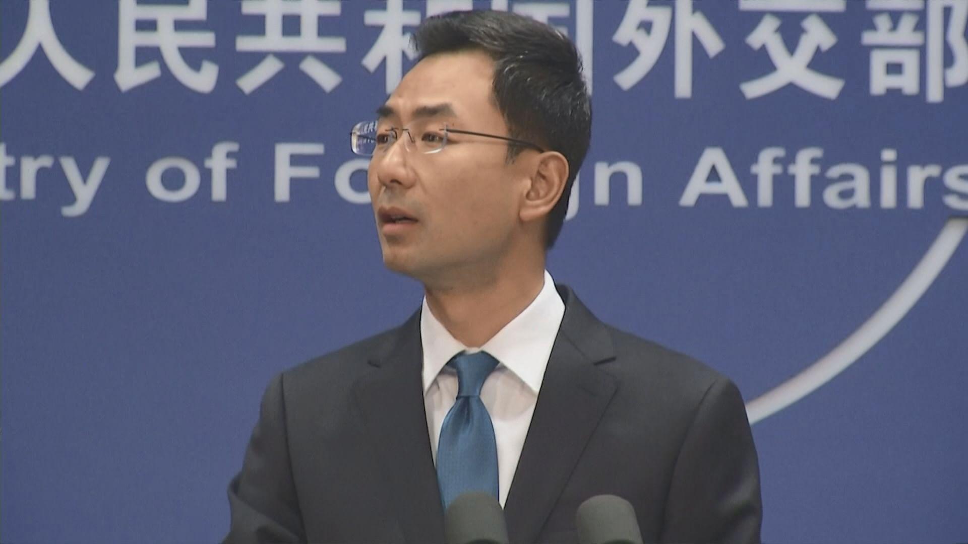 外交部回應安倍連任自民黨總裁