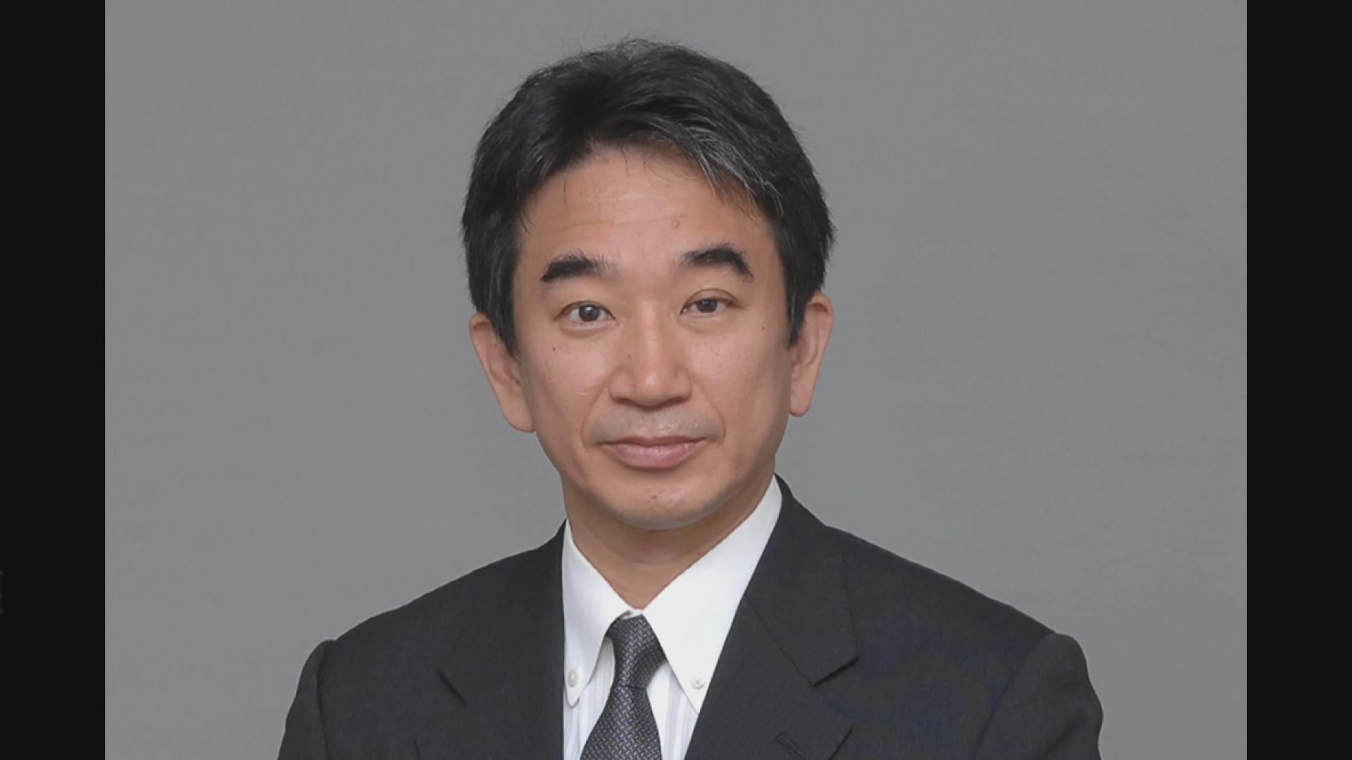 日本外務省官房長垂秀夫或接任駐華大使