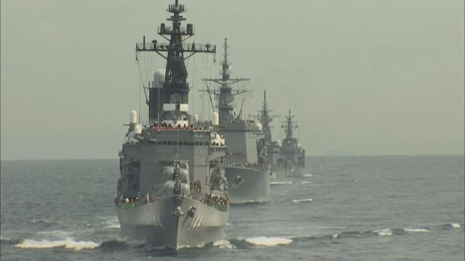 日媒稱解放軍分析指日本將對華採取強硬戰略