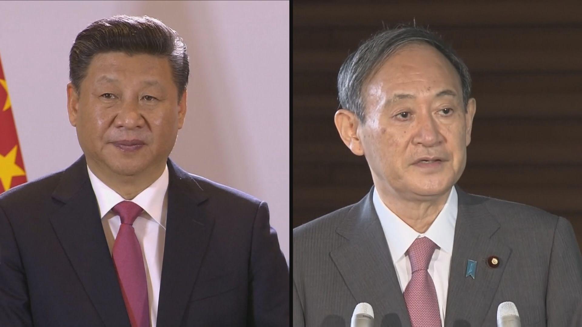 菅義偉與習近平通電 日媒:習關注北韓綁架日本人問題