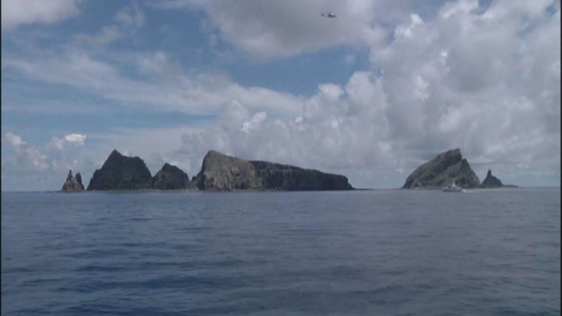 日本指中國海警船再駛入釣魚島附近海域