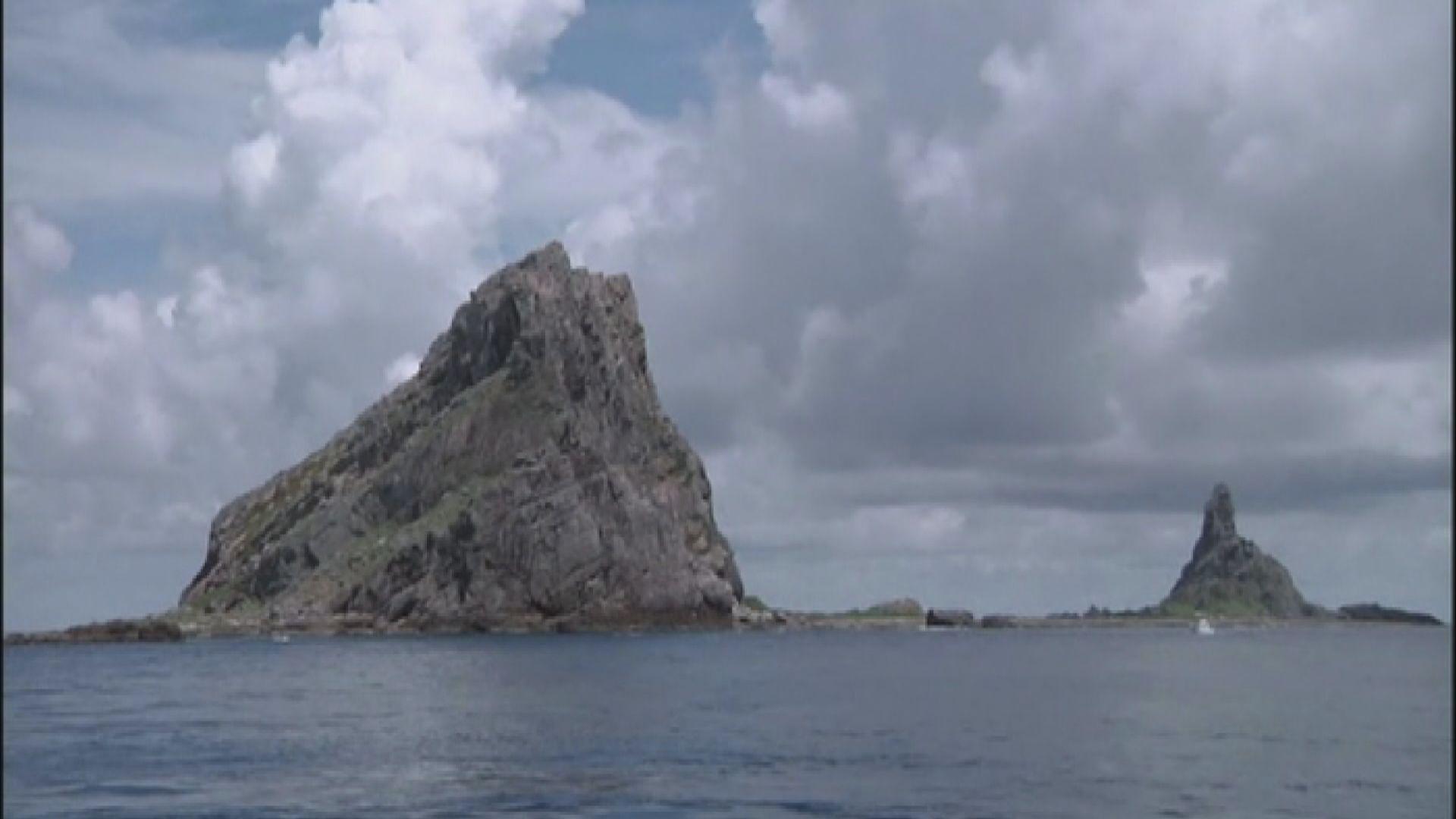 日本稱不排除在釣魚島周邊海域使用武器