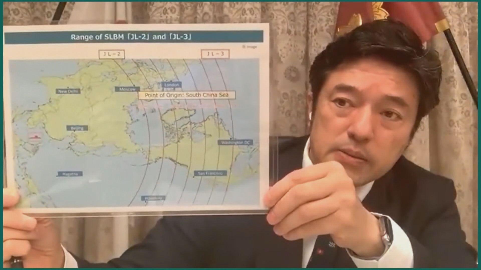 日本防衛官員警告中俄合作構成威脅 又稱要保護台灣