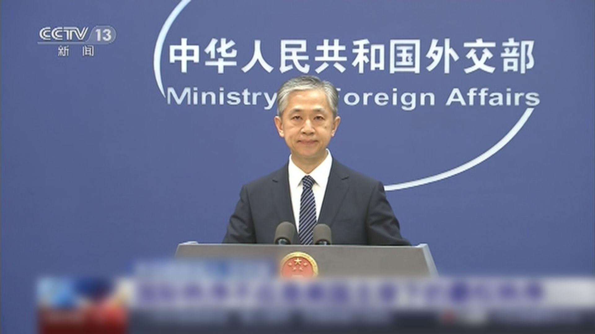 日本防衛官員稱台灣為「民主國家」 北京提嚴正交涉