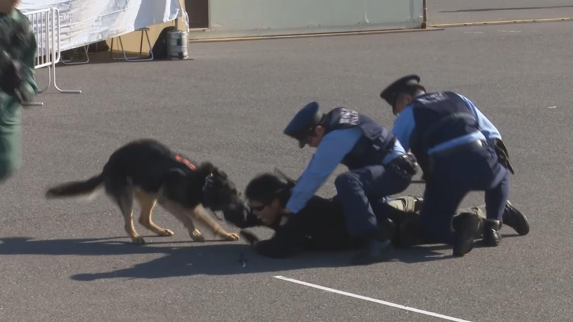 日本東京為2020年奧運舉行連串保安演習