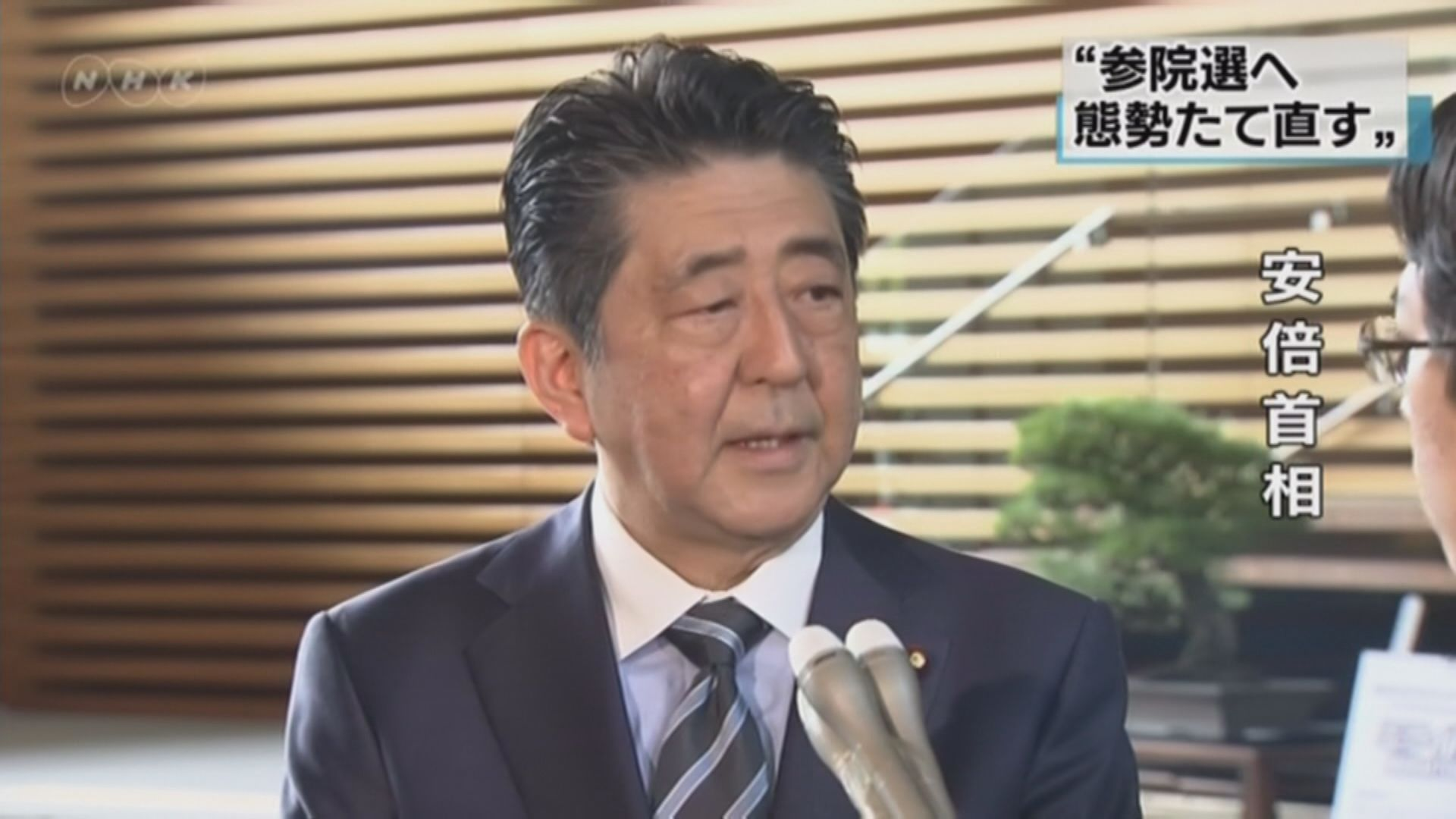 日本眾議院補選自民黨敗北