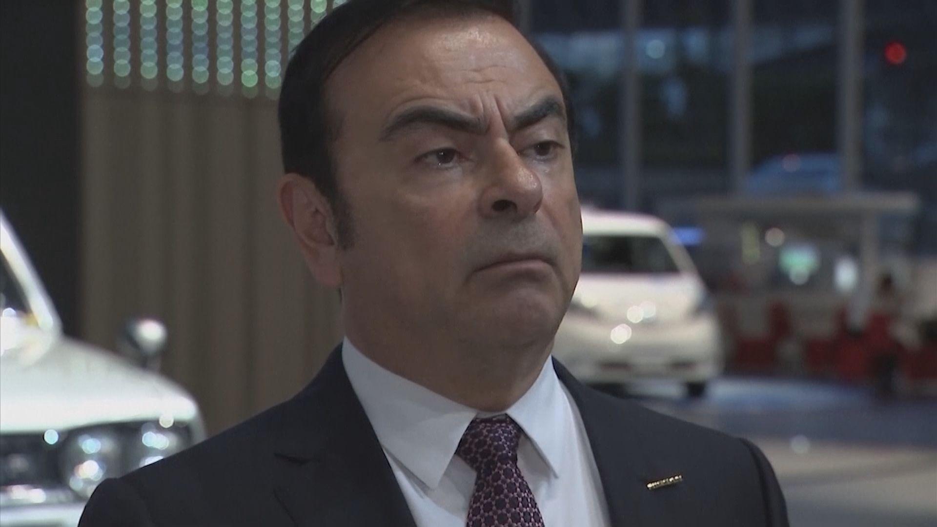 拘留戈恩逾兩個月 日本被指「人質司法」
