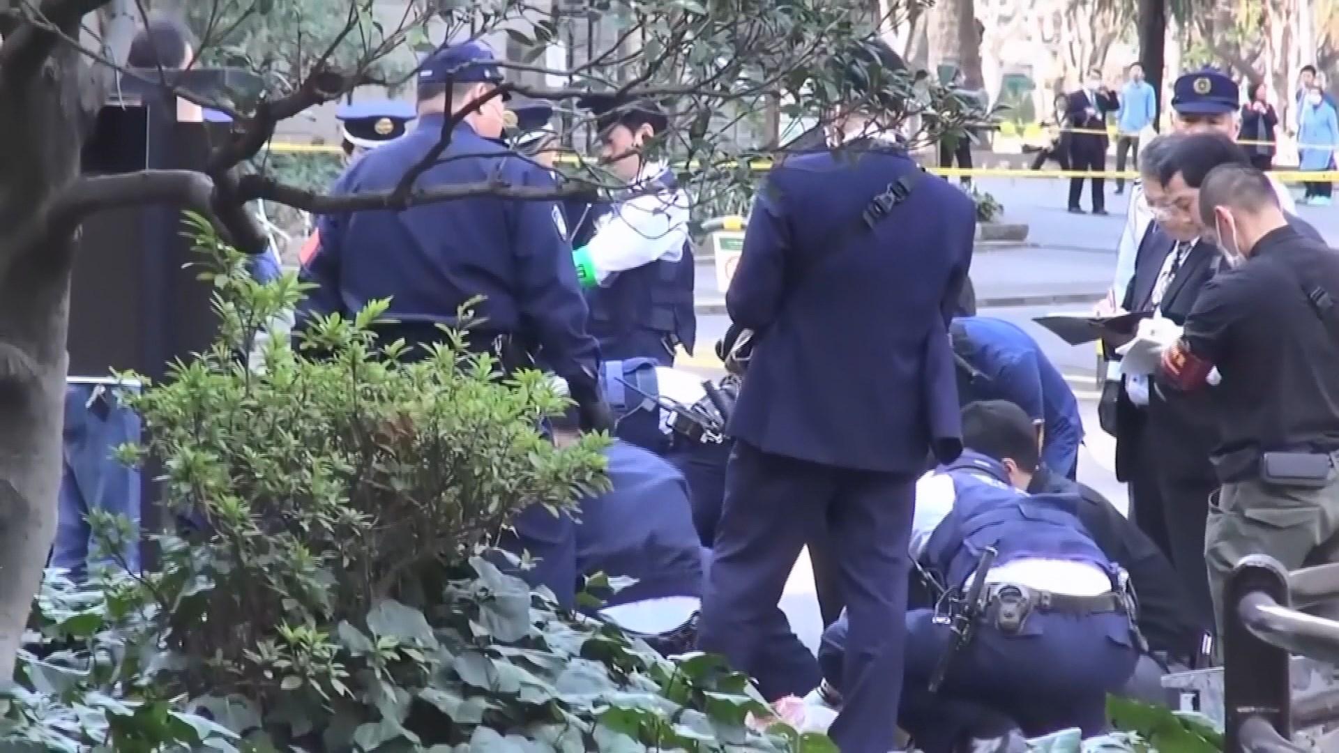 美籍男子東京法庭外刺死日籍妻子