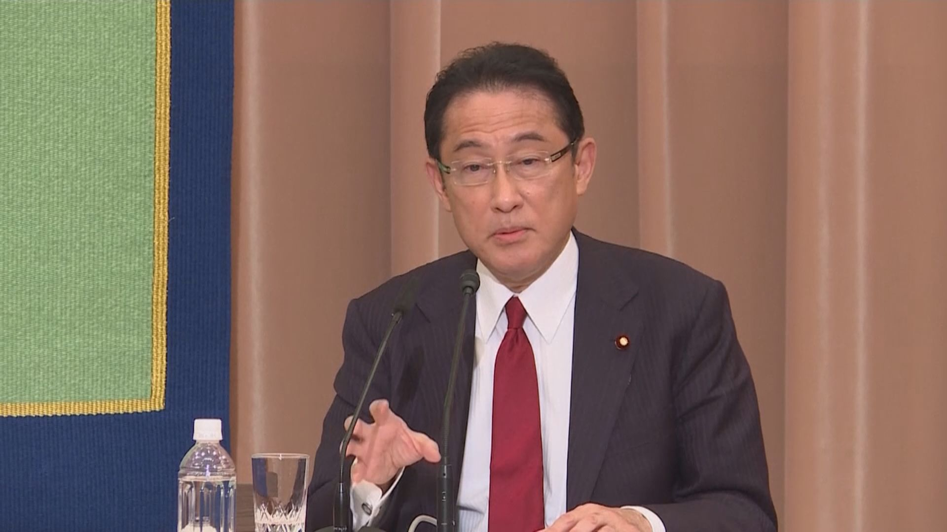 日本執政自民黨周一投票選出新總裁