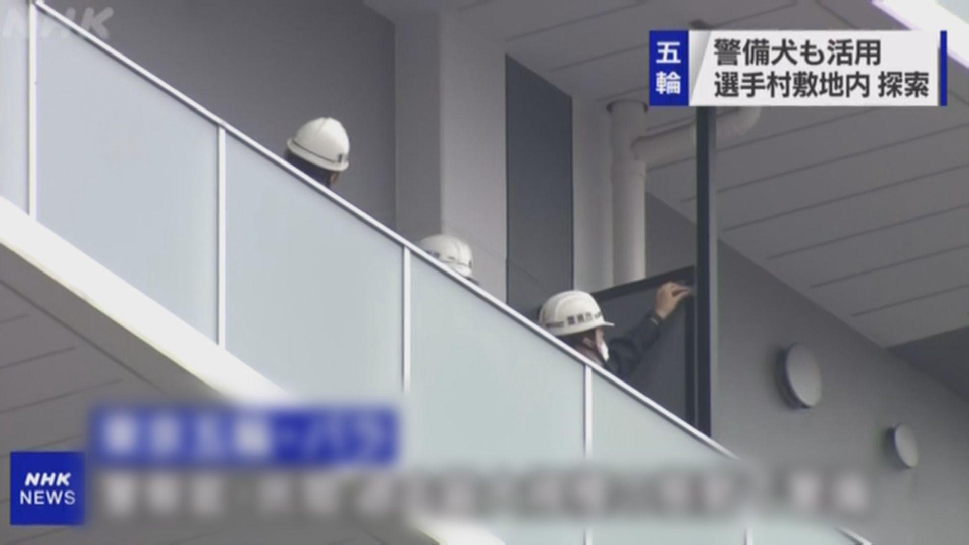 東京奧運選手村進入最後準備階段 將於本月13日開村