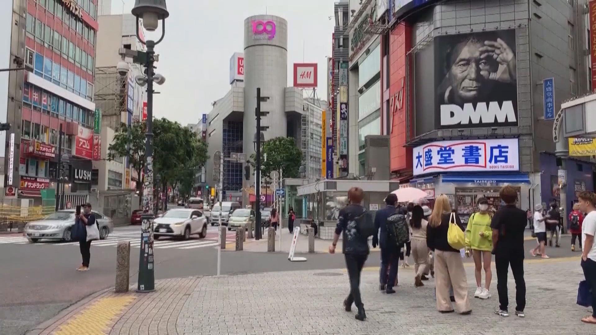 東奧下星期五開幕 惟東京都單日確診人數創新高
