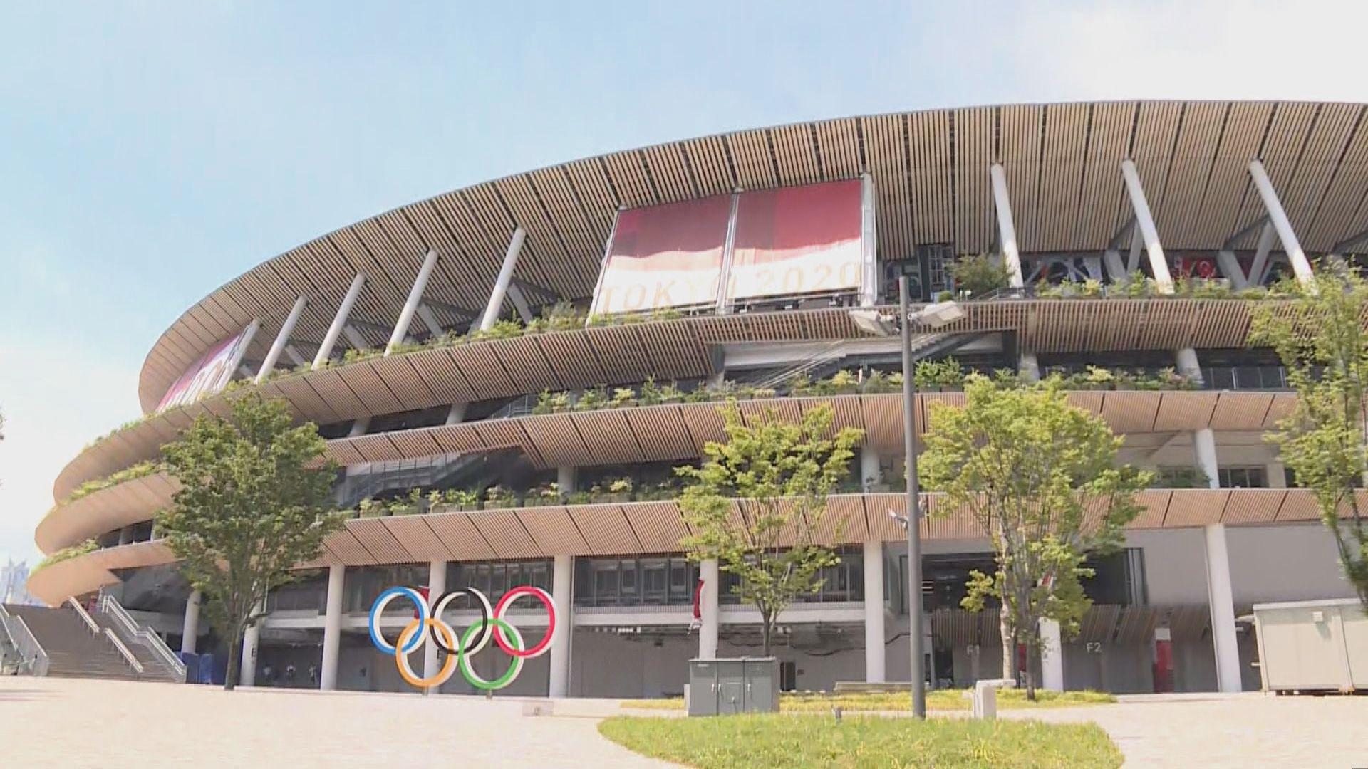 東京奧運開幕禮料950人出席