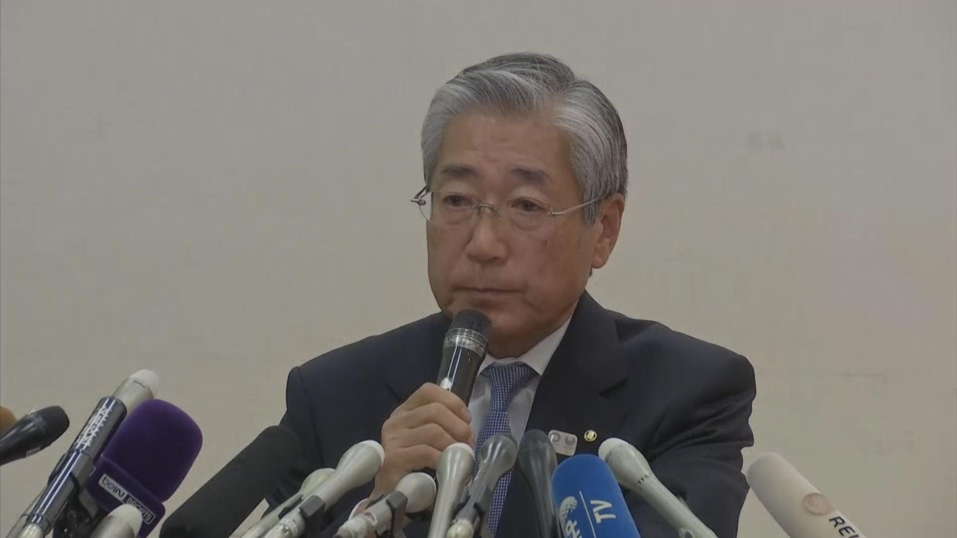 日本奧委會長再否認申辦奧運時涉行賄