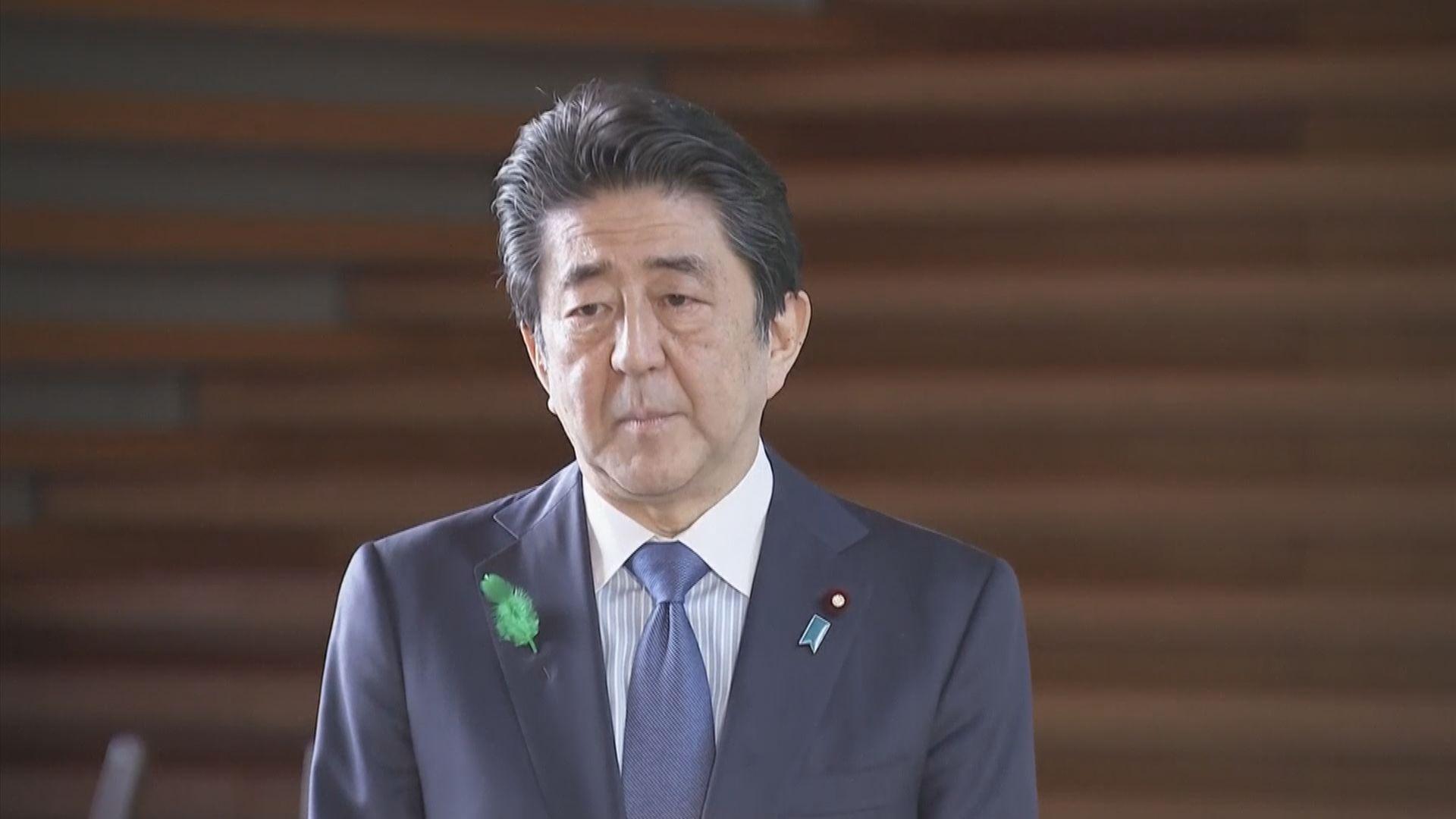 安倍晉三否認東京奧運最遲只能推遲至明夏