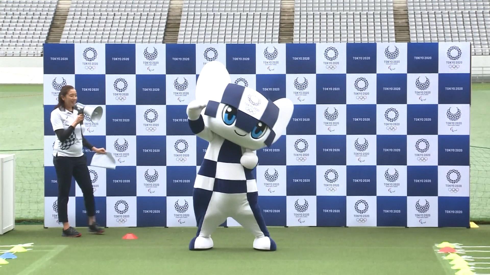 日本全力籌辦東京奧運 國民有所期盼