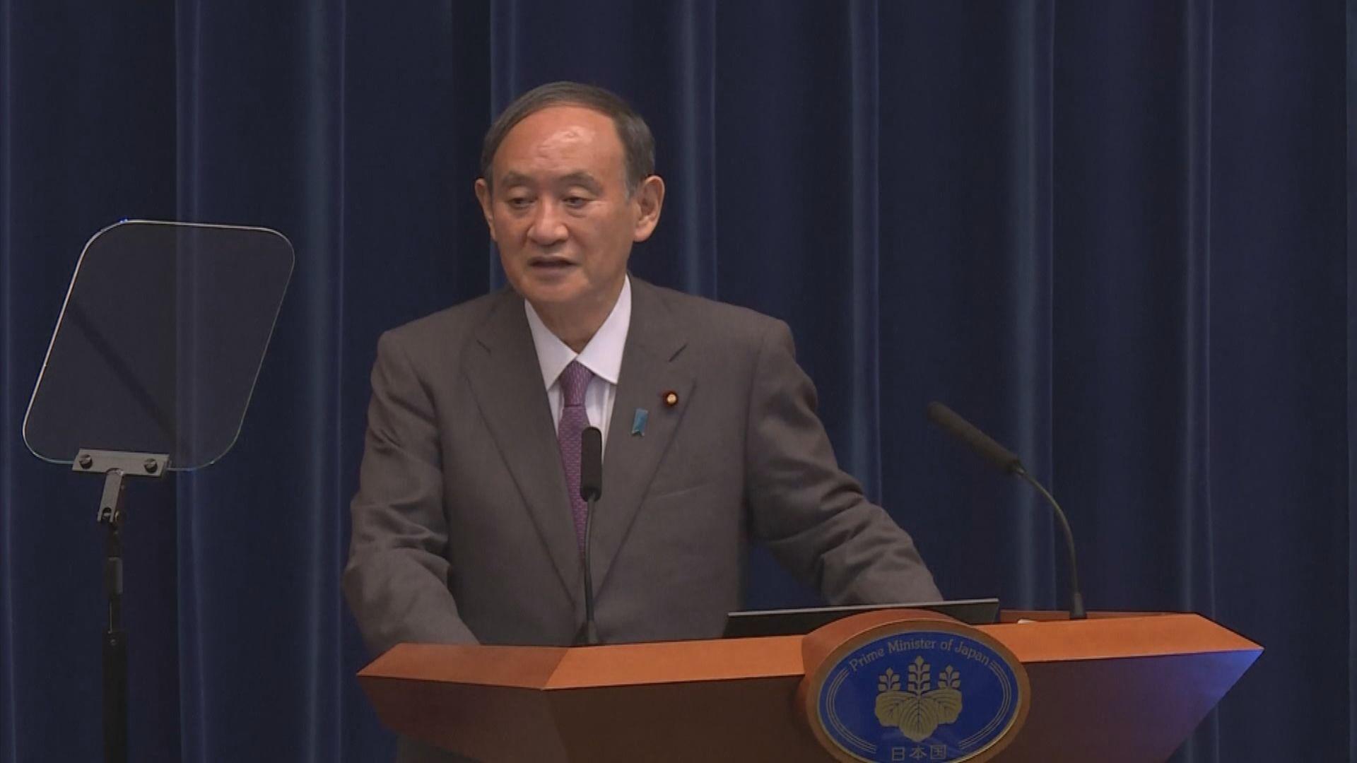 菅義偉據報屬意河野太郎接任黨總裁