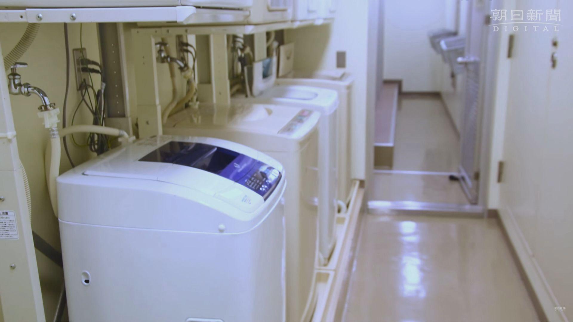 東日本入管中心淋浴設施設監視器