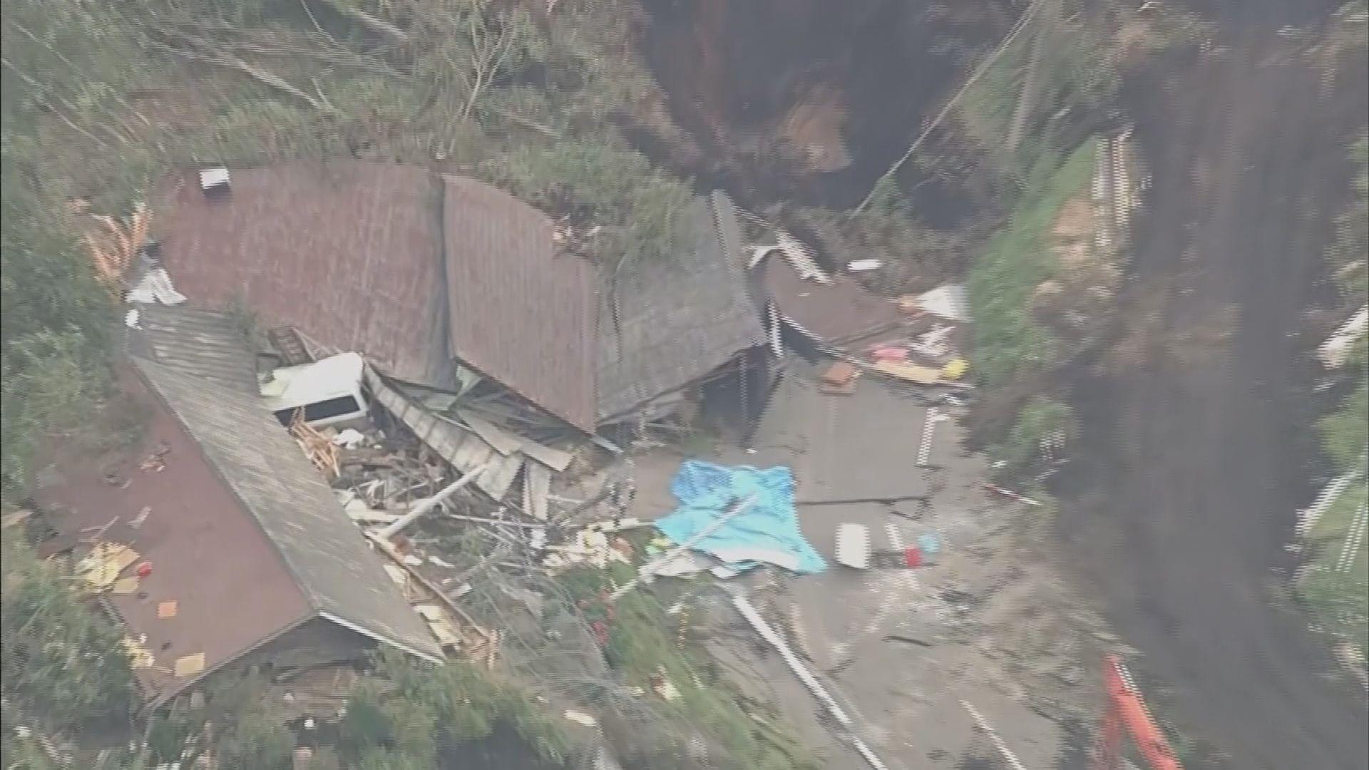 北海道6.7級地震 20人死亡或心肺停止