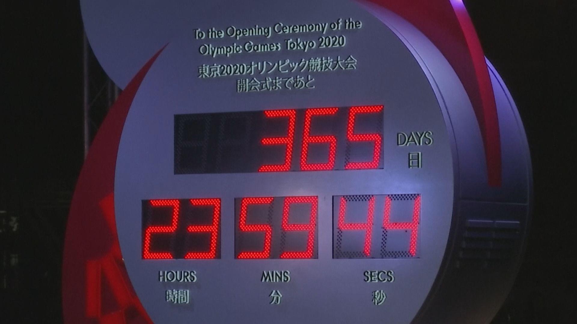 東京奧運聖火傳送起點輻射量超正常水平