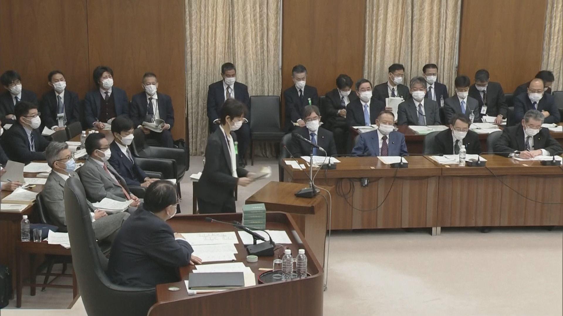 曾捲入飯局醜聞 日內閣廣報官山田真貴子請辭獲批准
