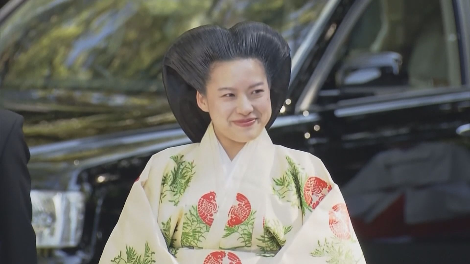 絢子出嫁日本皇室剩下18人