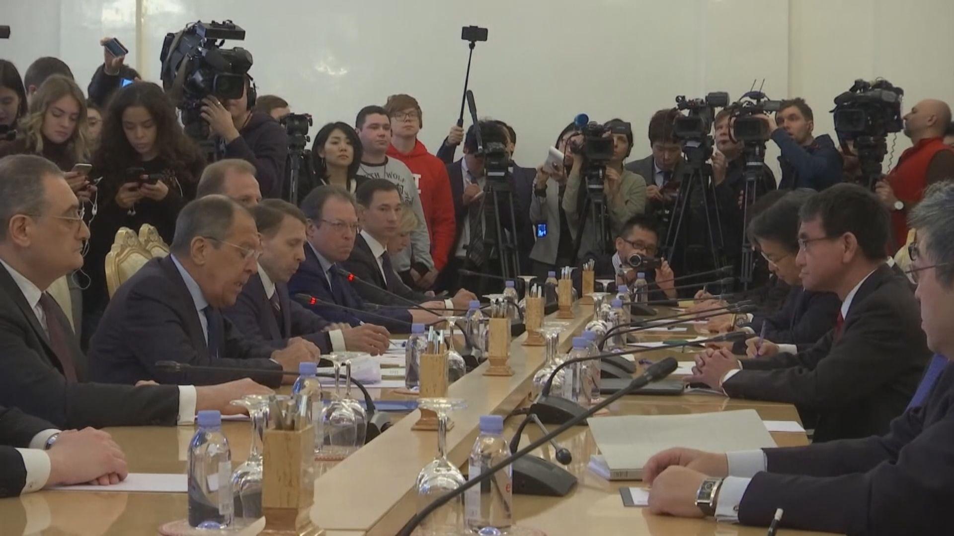 俄表明不會在日俄峰會就北方四島問題讓步