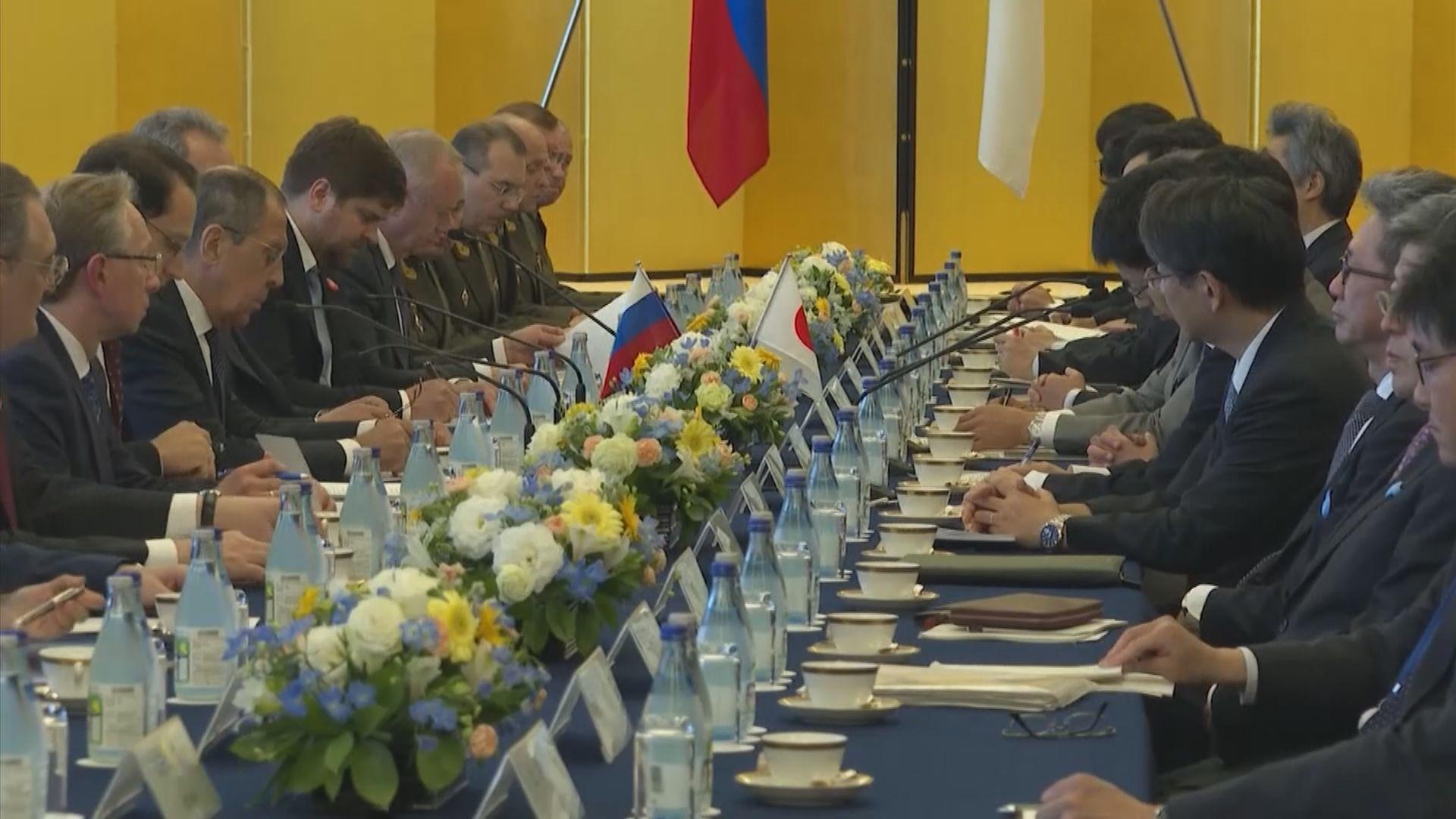 日俄外長防長會議互斥對方增軍備