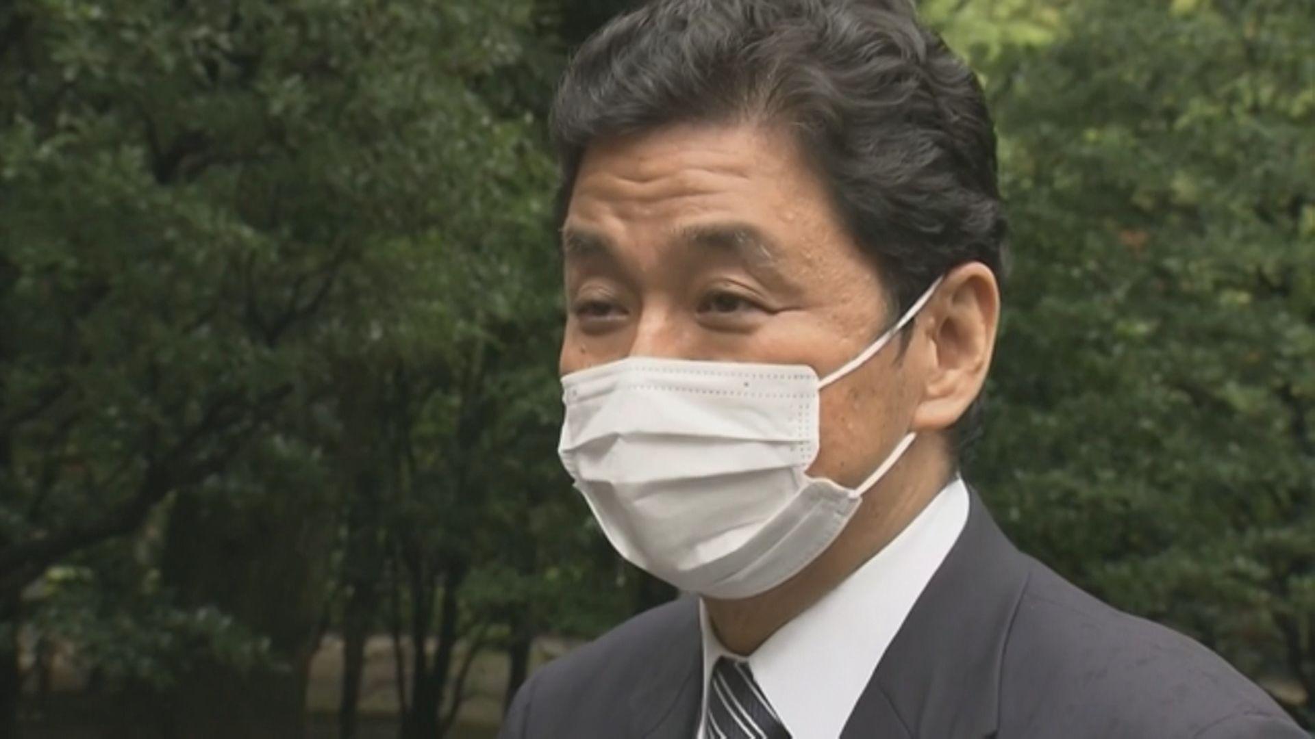 日本兩名現任閣員參拜靖國神社