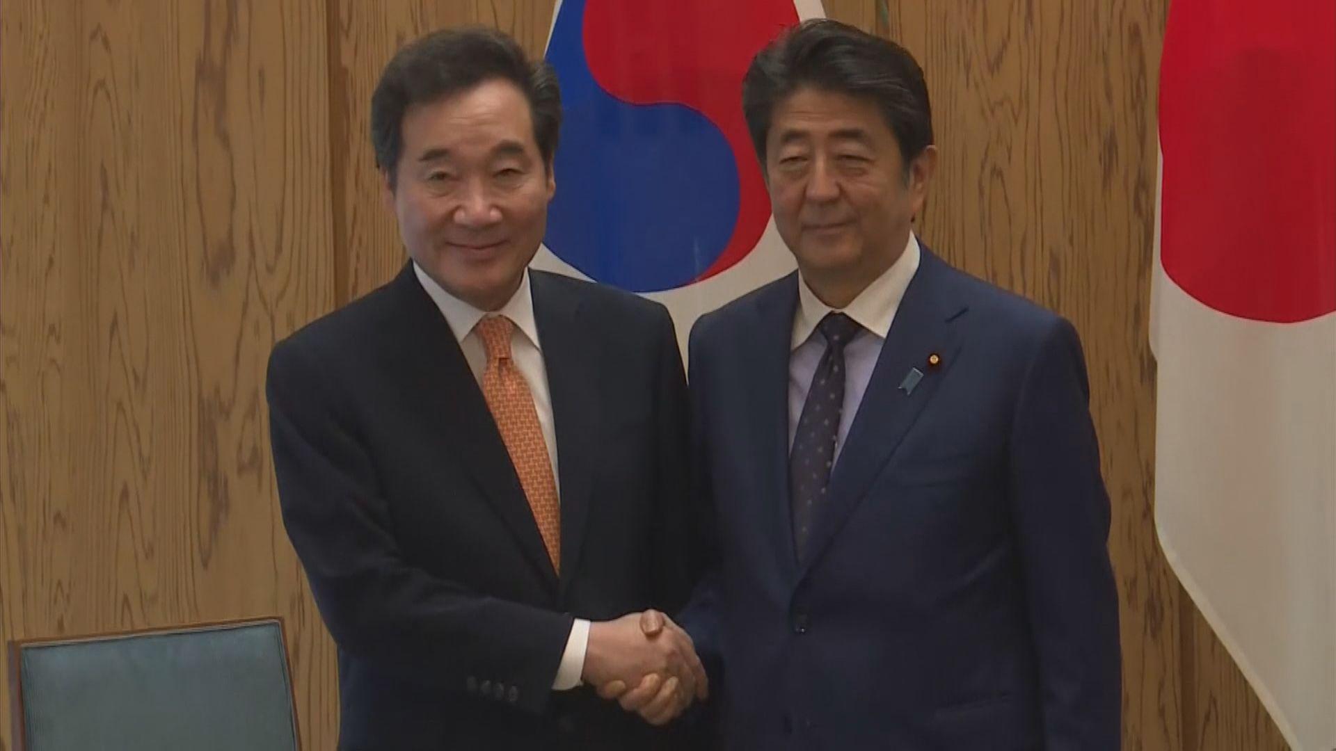 分析:安倍晤李洛淵對改善日韓關係作用不大