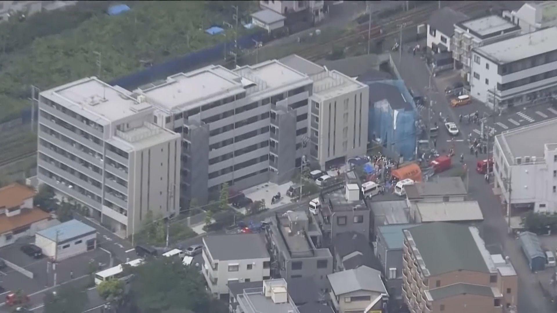 日本街頭持刀襲擊3死 校方籲傳媒給予空間