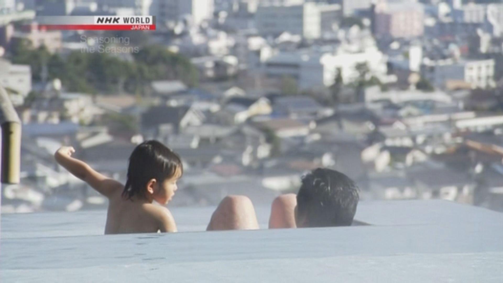 日本溫泉住宿及消費稅加重遊客負擔