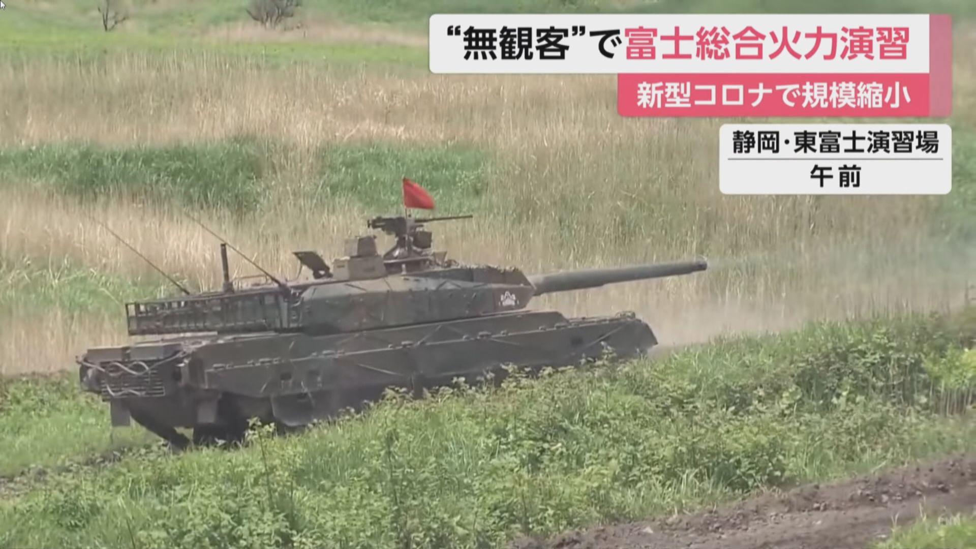 傳日本政府討論自衛隊如何應對台海衝突
