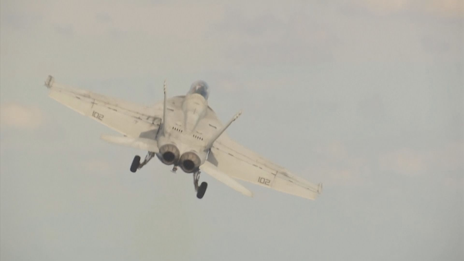 日美東海舉行聯合防空戰鬥訓練