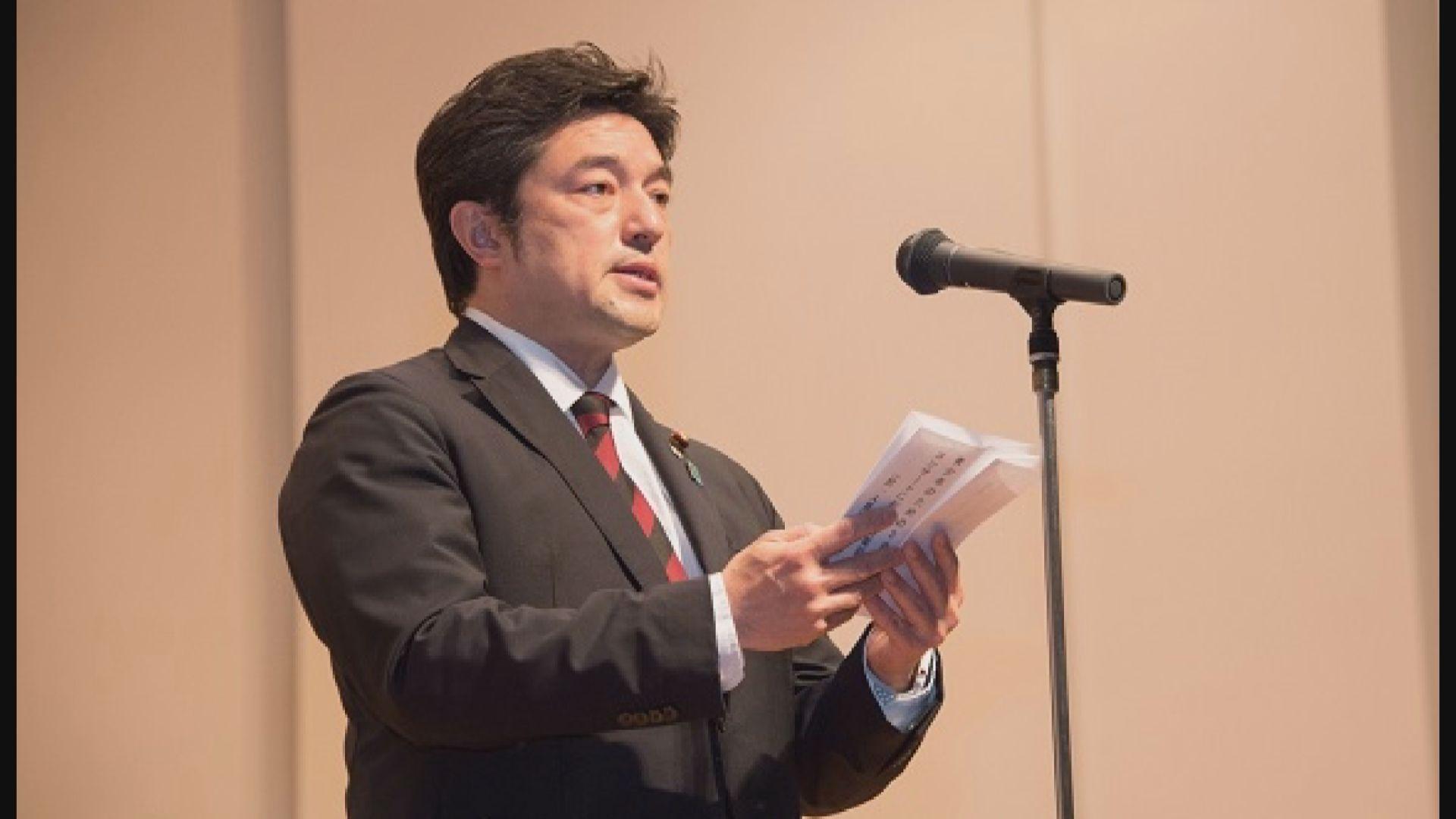 日本副防衛大臣促拜登明確表態支持台灣