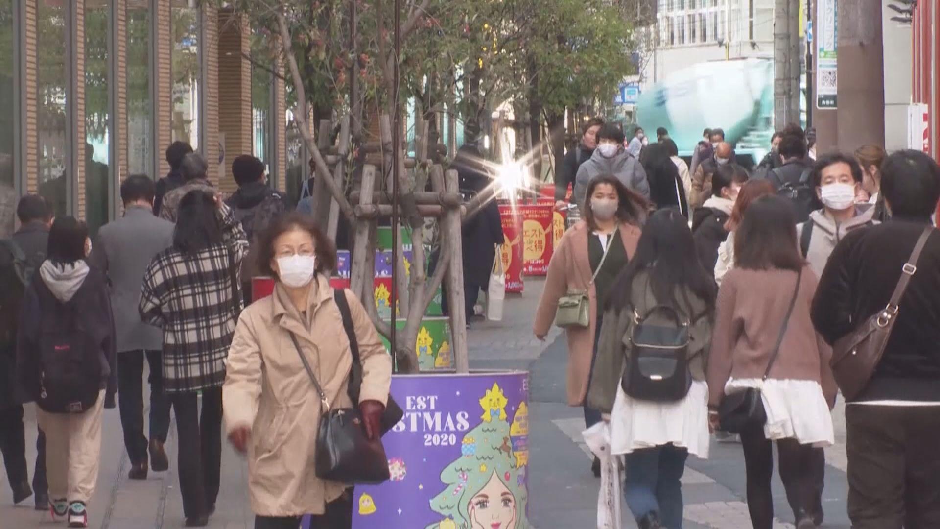 日本靜岡縣三人感染變種新冠病毒 當局調查是否本土感染