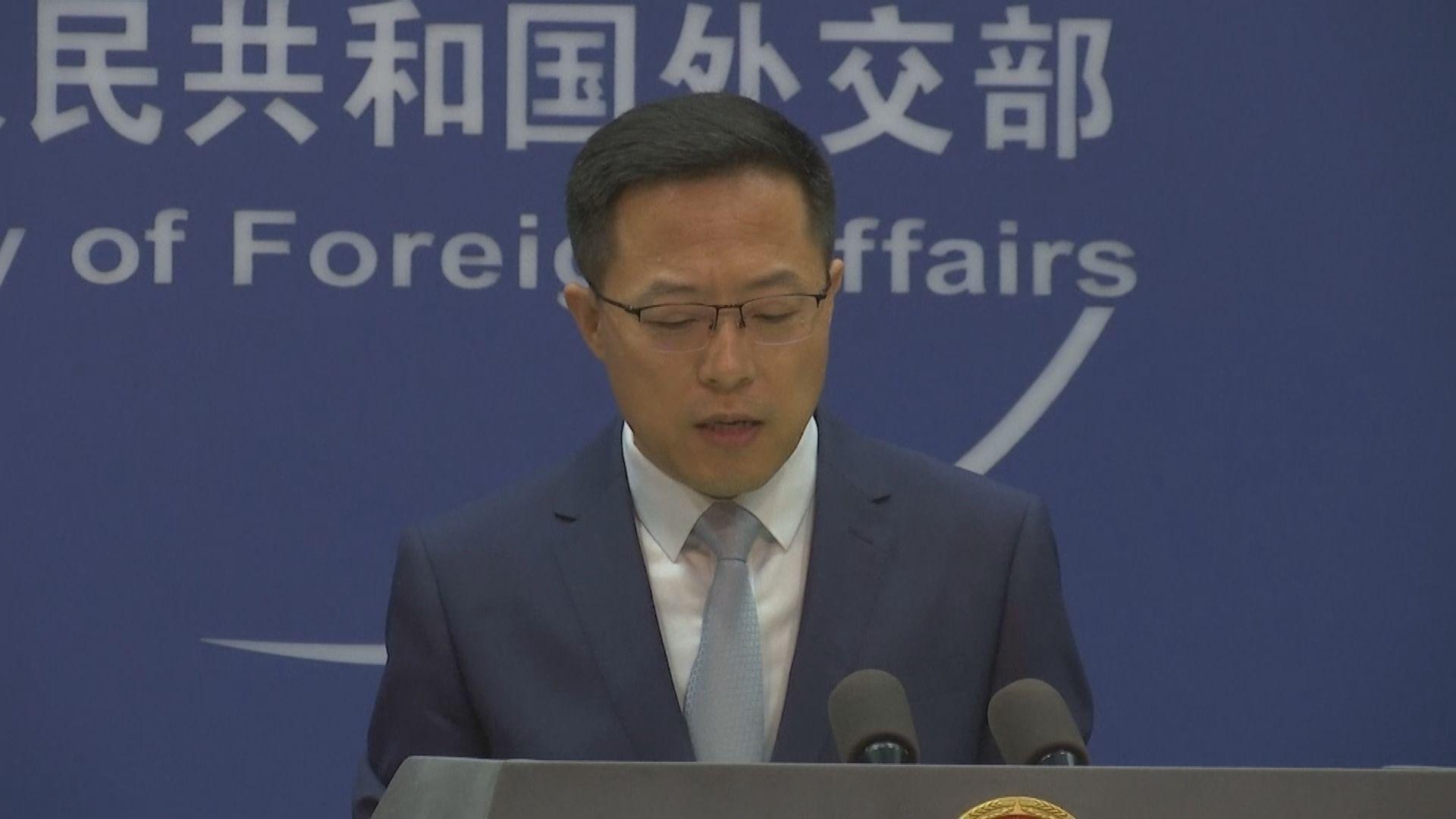 日本白皮書提台灣局勢 外交部:渲染中國威脅極其錯誤