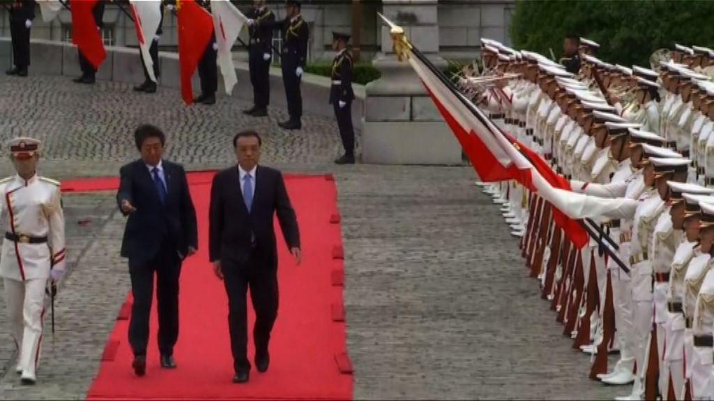 安倍期望今年內訪問中國