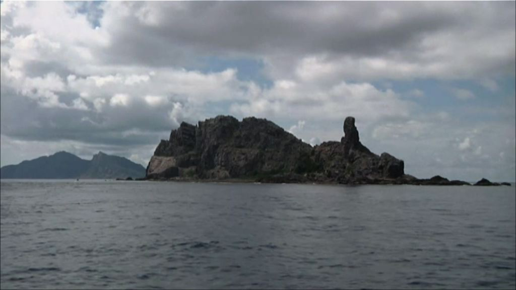 再有兩中國海警船駛入日本領海