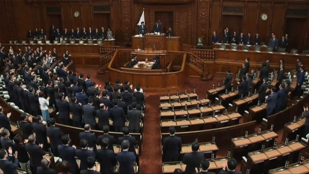 日本大選料為自民黨和希望之黨對決
