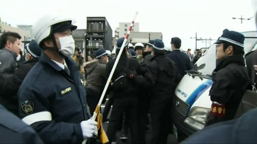 南韓抗議日本官員出席竹島日活動