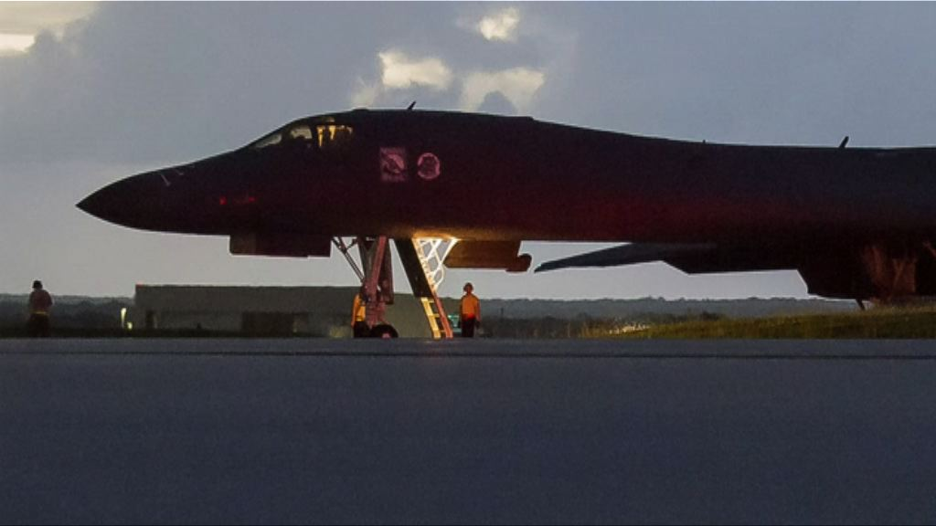 駐日美軍戰機墜落沖繩附近海域