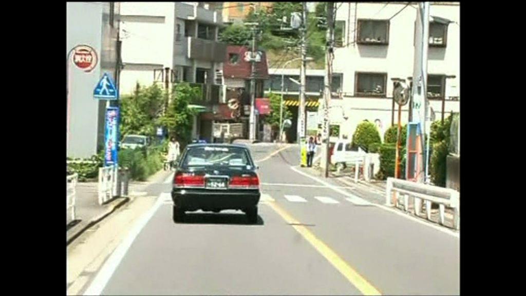 日本自駕遊要注意當地交通規則