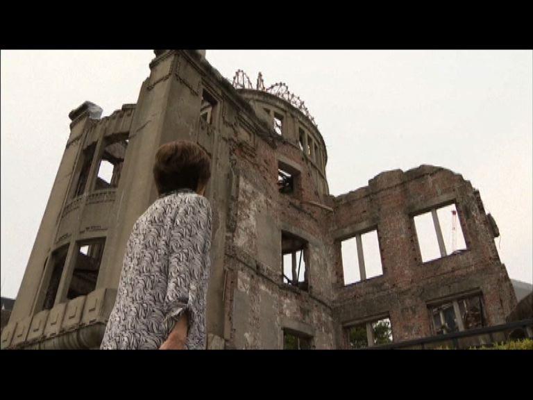 廣島原爆幸存者為生還感內疚