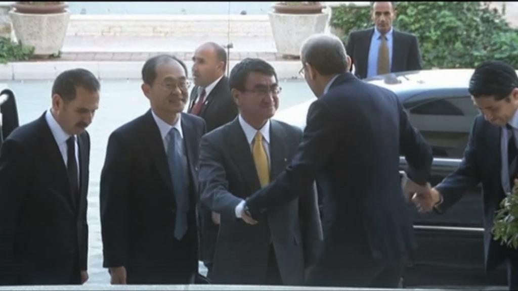 日本不會將大使館遷至耶路撒冷