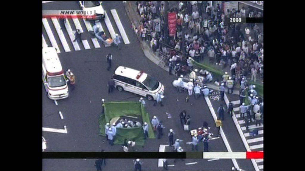 日本不時有失業漢殺人洩憤