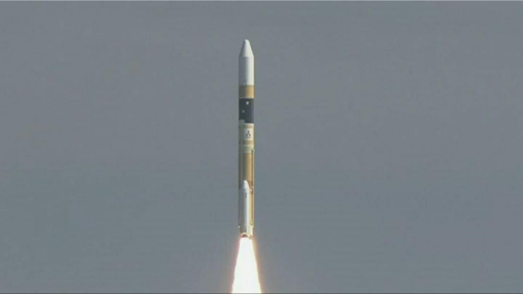 日本成功發射情報收集衛星