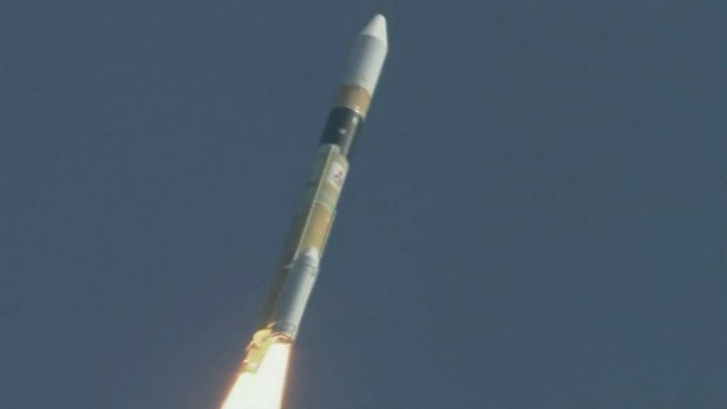 日本發射情報收集衛星監察北韓