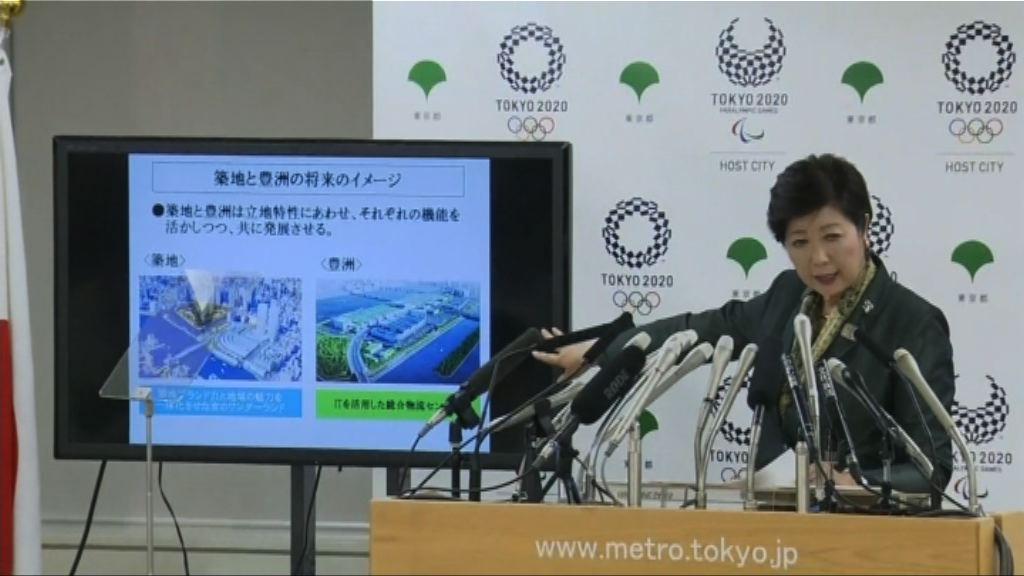 東京築地將改造為美食據點